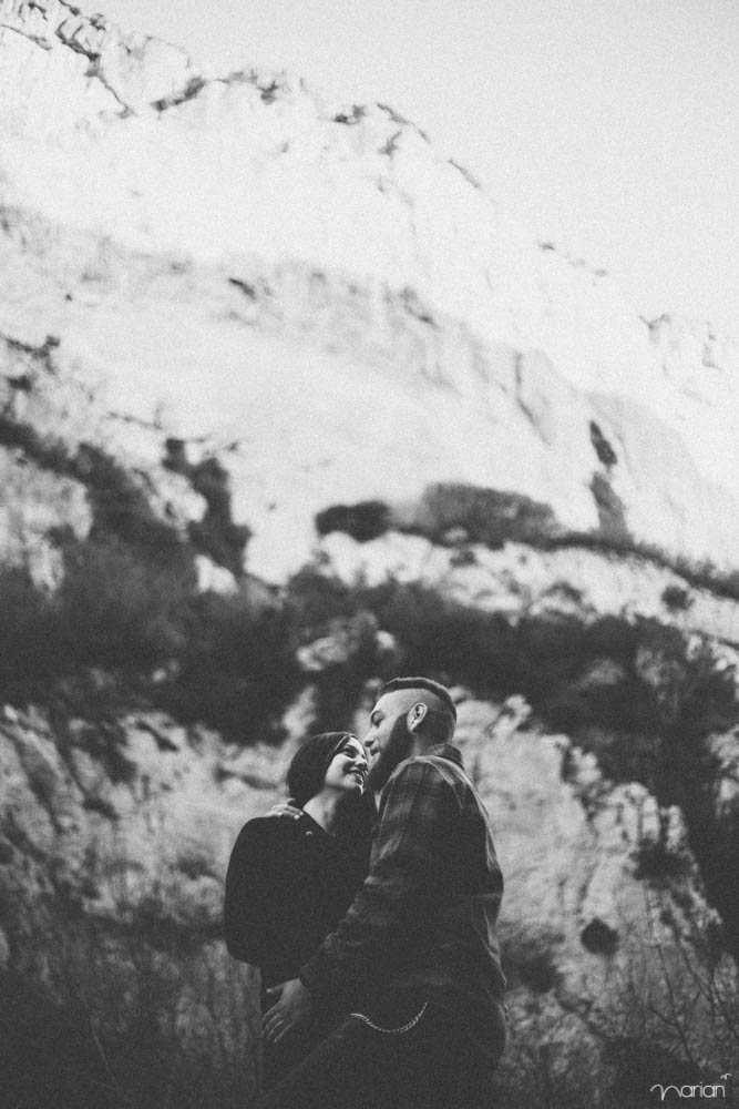 fotografía de pareja