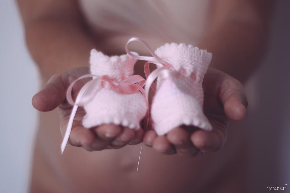 fotografía de embarazo donostia