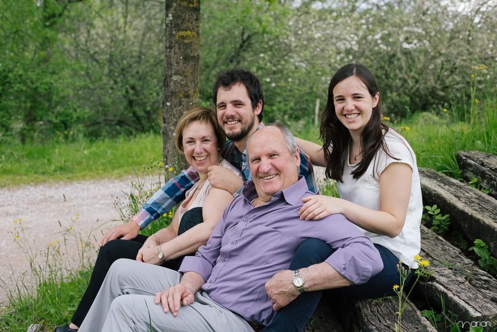 reportaje de familia donostia