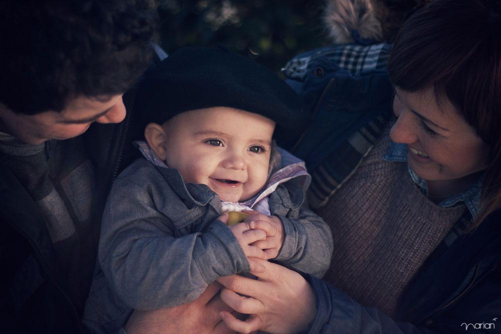 fotógrafa de familia en donostia