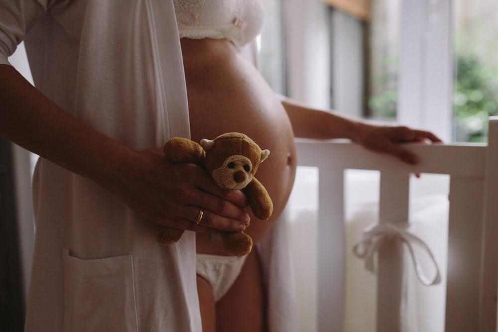 Reportaje de embarazo Donostia