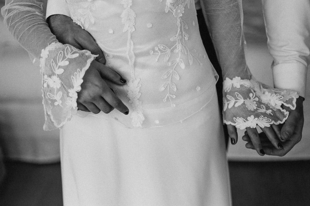 Fotógrafa de bodas Donostia