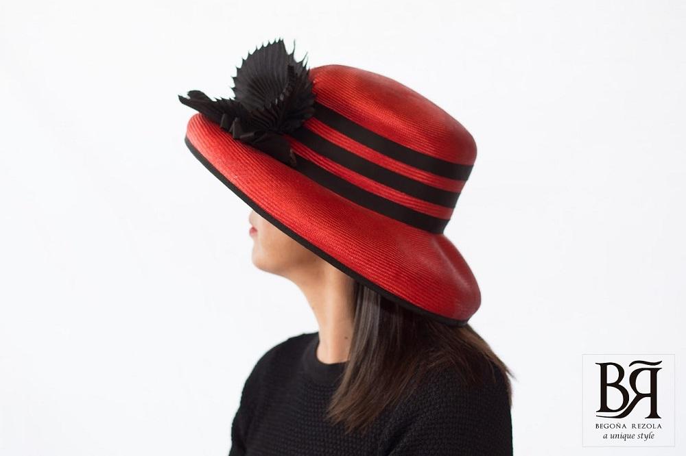 Fotografía publicitaria. Sombreros y tocados.