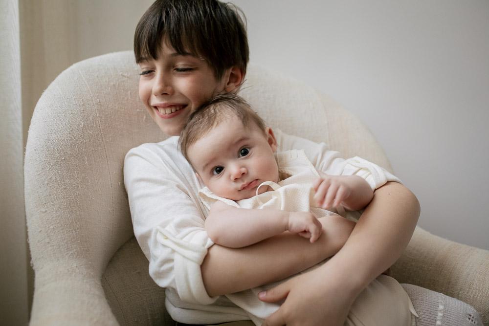 Fotografía de bebés en Donostia-Gipuzkoa