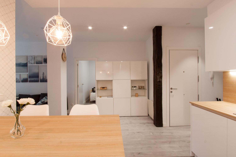 Fotografía apartamentos. Donostia-San Sebastián